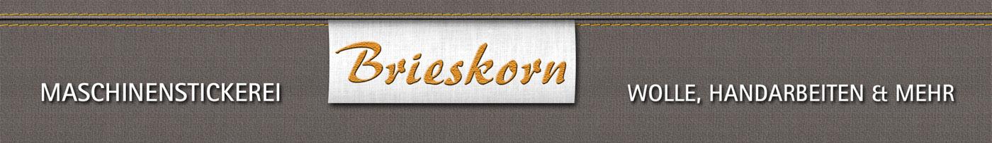 Brieskorn – das Handarbeits- und Nähparadies in Peine Logo